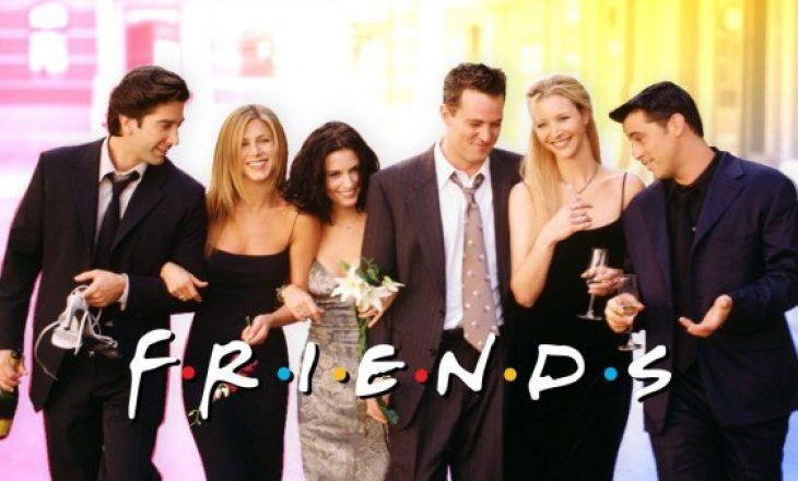 """""""Friends"""" rikthehet me personazhe të rinj dhe pa skenar"""
