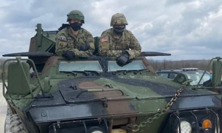 """FSK merr pjesë në stërvitjet ushtarake """"Defender-Europa 21""""të NATO-s në Durrës"""