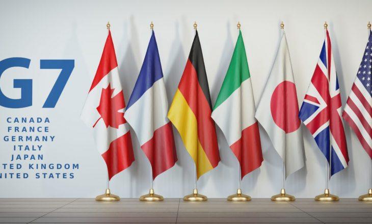 G7 kërkon nga Kosova dhe Serbia të angazhohen në dialog