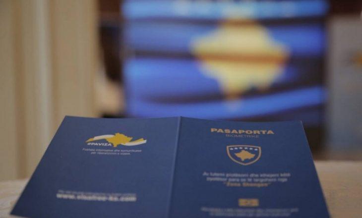 """""""S'ka viza për kosovarët as në vitin 2022"""""""