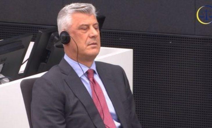 Përforcohet ekipi i Thaçit në Hagë me një avokat kroat