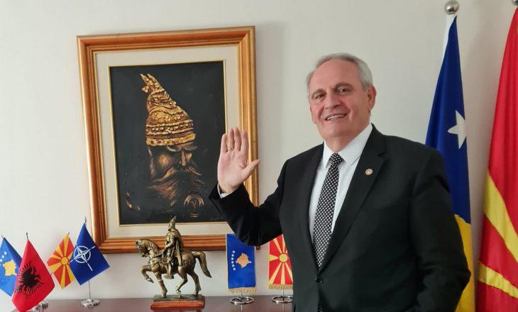 """Gjergj Dedaj """"nuk dorëzohet"""": Misioni historik vazhdon"""