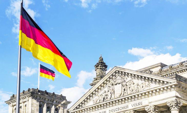 """Versioni i ambasadës për """"Non-paperin"""" gjerman"""