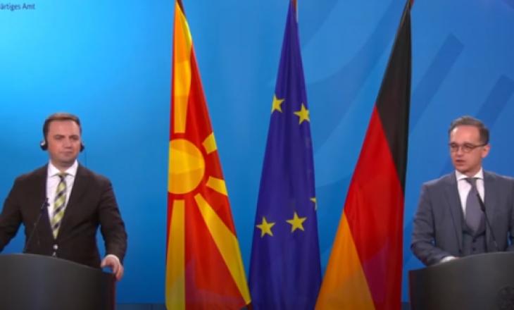 Maqedonia e Veriut i ka përmbushur kushtet për të nisur negociatat me BE-në