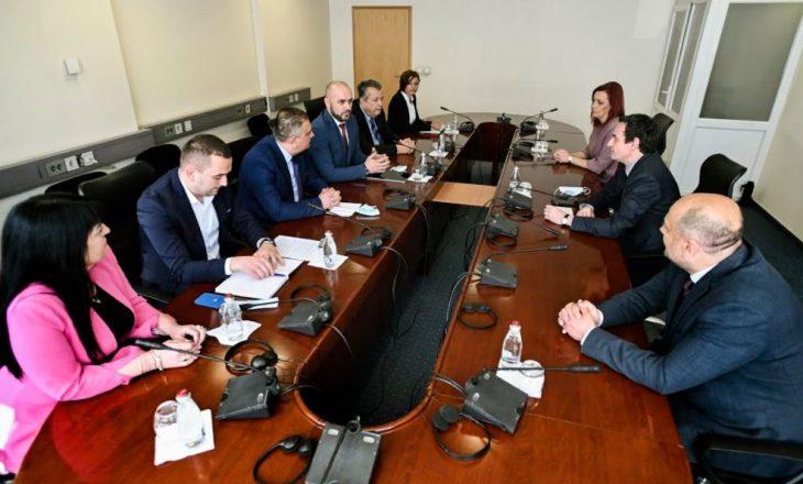 Kurti: Kosovën me Malin e Zi e lidh orientimi euro-atlantik