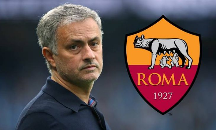Mourinho deklarohet pasi pranoi postin e trajnerit te Roma