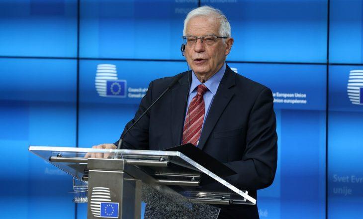 Të martën takohen ministrat e jashtëm të BE-së për të diskutuar lidhur me konfliktin mes Izraelit dhe Palestinës