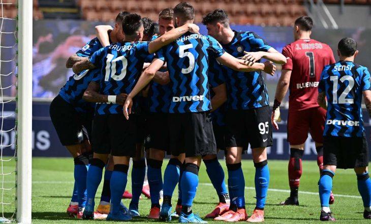 """Inter fiton ndeshjen e fundit me """"manita"""" kundër Udineses"""
