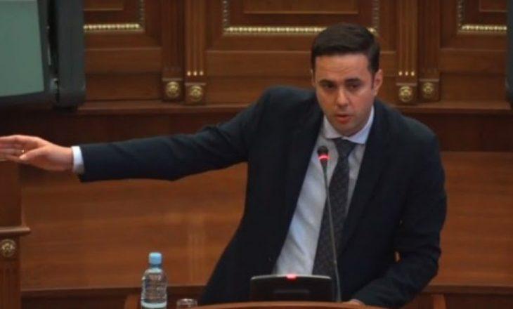 Abdixhiku – Qeverisë: Përgatiteni sa më mirë padinë për gjenocid ndaj Serbisë që të mos dështojë