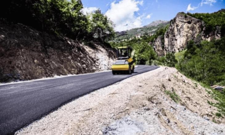 Ministria e Infrastrukturës njofton për mbylljen e një rruge