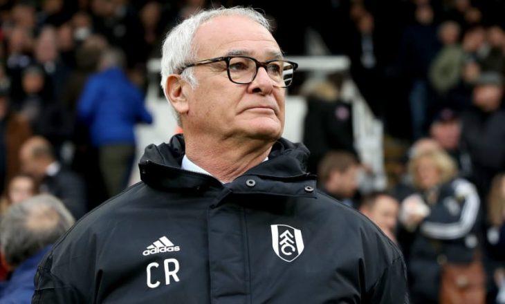 Ranieri po kërkon një skuadër të re
