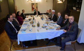 Presidentja shtron iftar për krerët e BIK-ut, fton edhe kryeministrin dhe kryeparlamentarin