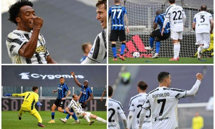 Karton të kuq, penallti dhe VAR – Juventus fiton derbin kundër Interit