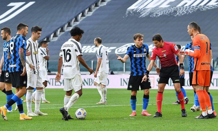 Superkupa e Italisë mes Interit dhe Juves do të zhvillohet në Rijad të Arabisë Saudite