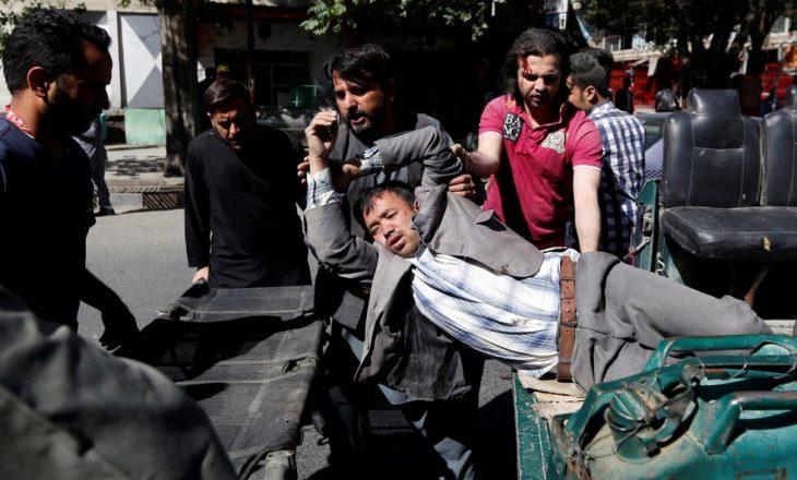 Një shpërthimi vret dhjetëra persona afër një shkolle në kryeqytetin afgan Kabul