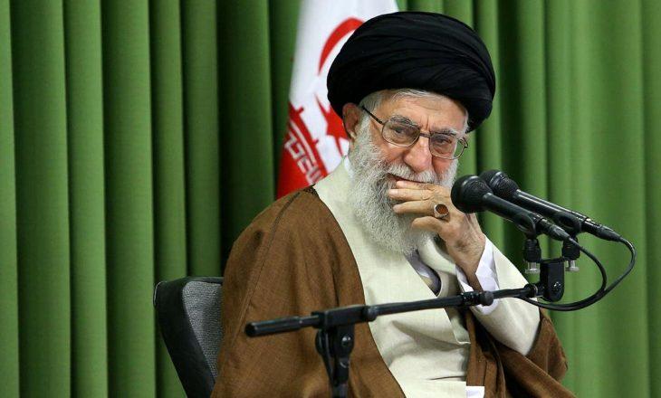 Lideri Suprem i Iranit, Khamenei qorton ministrin e Jashtëm për kasetën audio të lëshuar në media