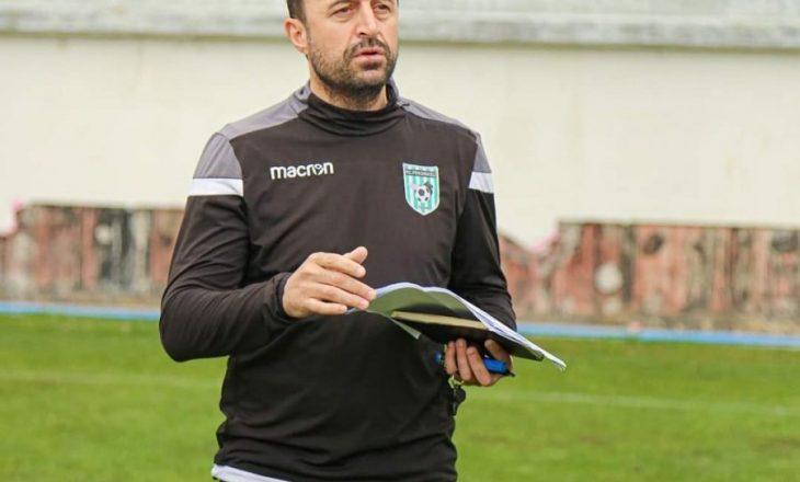 Klodian Duro shkakrohet nga pozita e trajnerit te Feronikeli, Faruk Elshani e pason në pankinë
