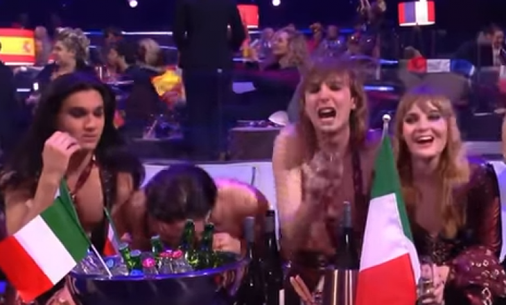 """Fituesi i """"Eurovision"""" kapet duke konsumuar kokainë gjatë spektaklit"""
