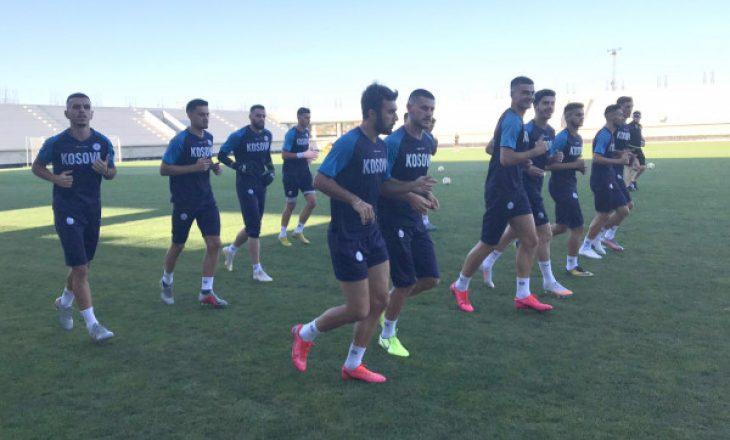 Kosova U-21 publikon listën e lojtarëve për sfidën kualifikuese për Evropianin 2023 kundër Andorrës
