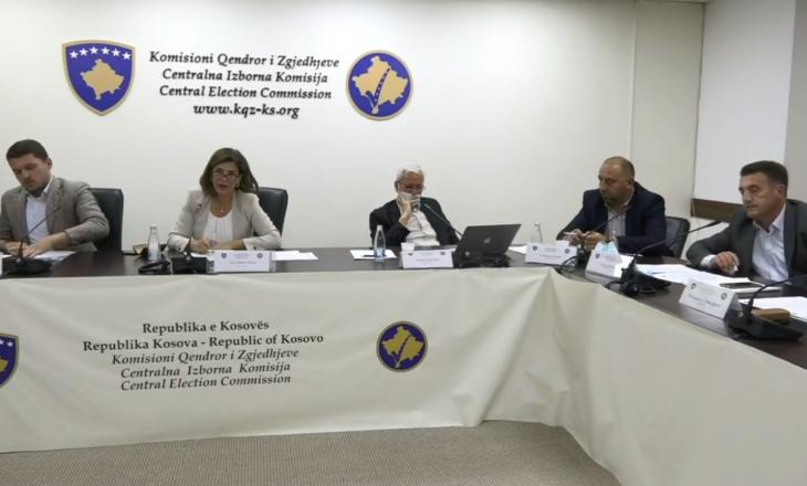 Përplasje mes deputetëve të VV-së dhe Dakës në mbledhjen e KQZ-së