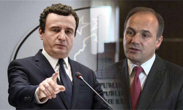 Hoxhaj-Kurtit: Shqipëria është më larg se kurrë – Dezertove shpejt dhe paturpësisht