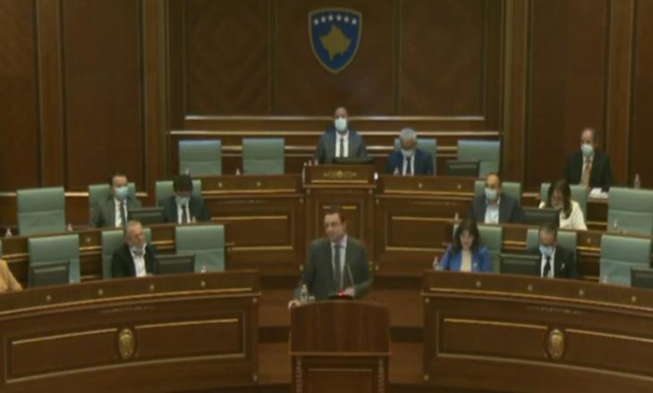 Kurti: AKP-në kemi thënë se do ta shuajmë dhe po e mbajmë premtimin