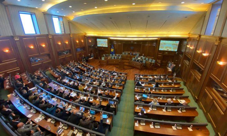 Votohet rishikimi i buxhetit për vitin 2021