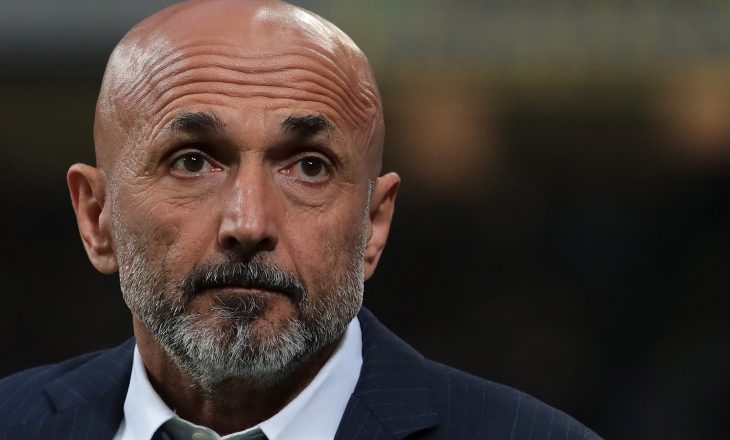 Napoli zyrtarizon Luciano Spallettin