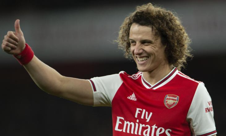 David Luiz do të largohet nga Arsenali