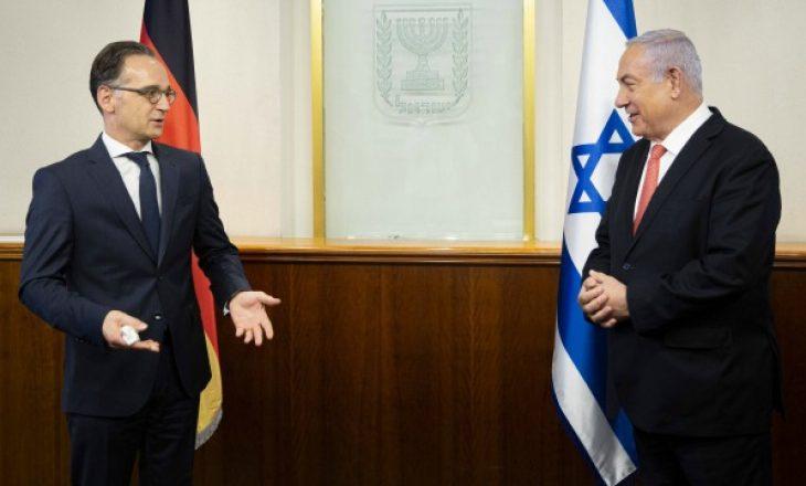 Ministri i Jashtëm gjerman: Izraeli ka detyrën dhe të drejtën për të mbrojtur popullin e tij