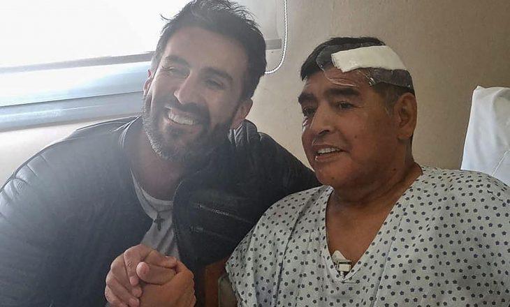 Shtatë persona akuzohen për vdekjen e Maradonës