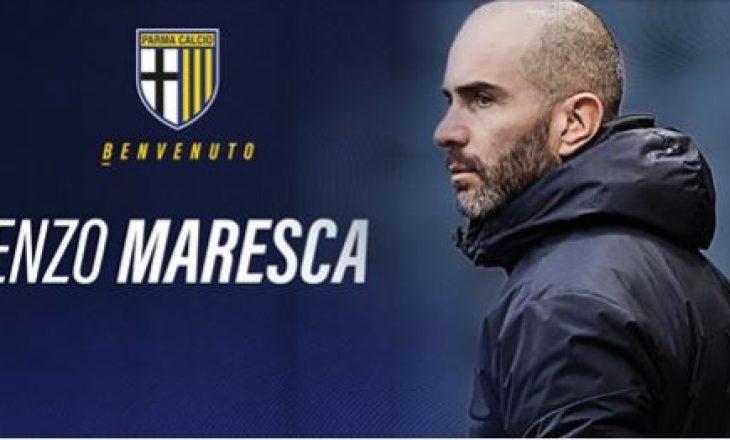 Parma emëron Enzo Marescën në rolin e kryetrajnerit