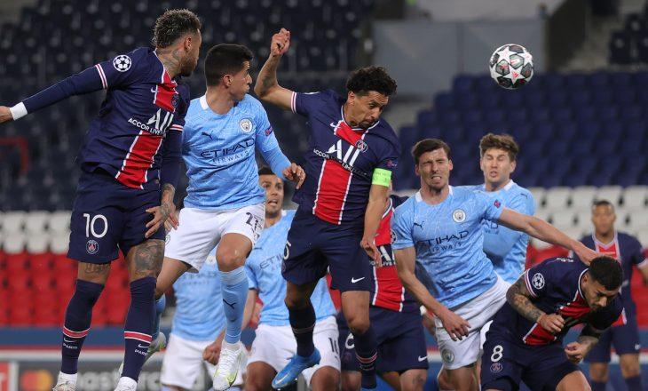 City vs PSG – formacioni i mundshëm i gjysmëfinales së dytë në Champions League