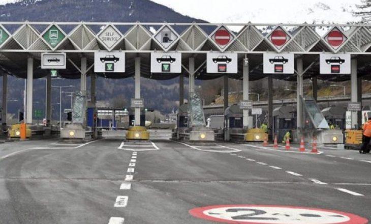 Mali i Zi mban në fuqi taksën kufitare më Kosovën, pritet të hiqet në qershor