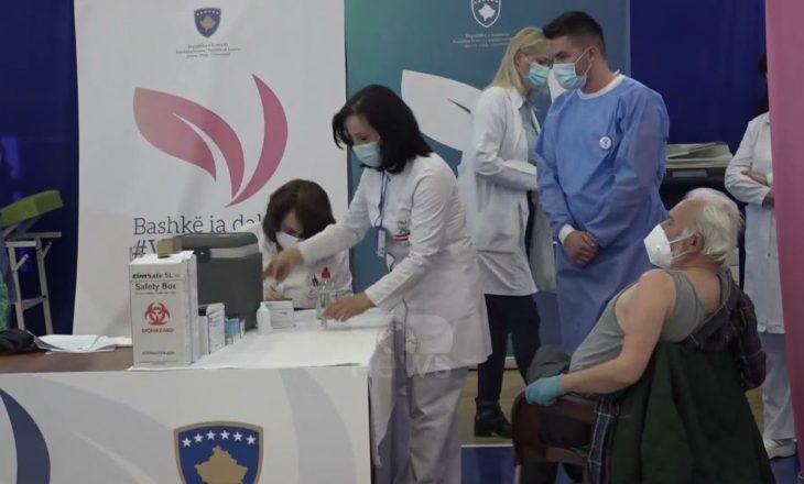 Mbi 63 mijë të vaksinuar kundër COVID-19 në Kosovë