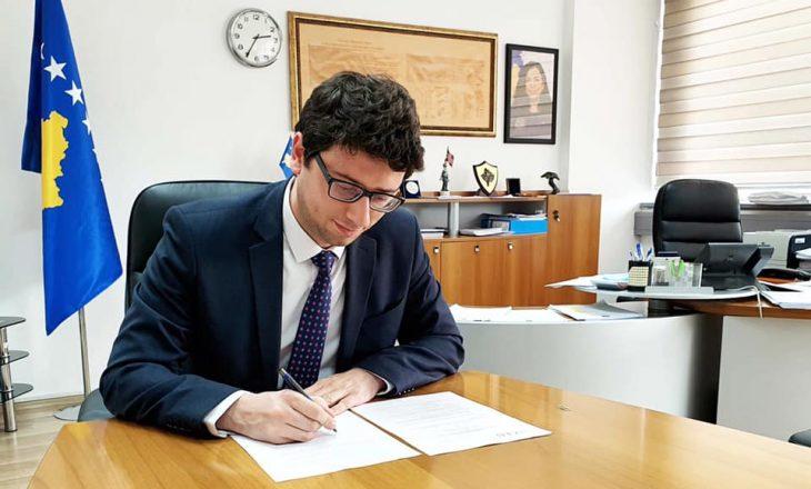 Murati: Kemi nënshkruar kredi në Bankën Zhvillimore të Këshillit të Evropës