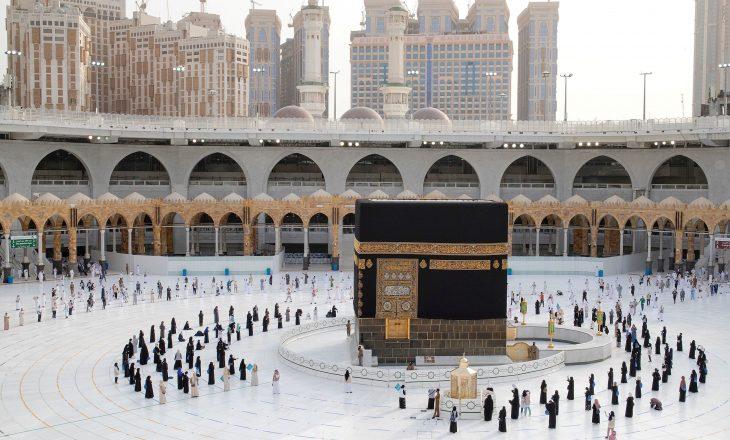 Arabia Saudite gjatë ditëve në vazhdim do të njoftojë lidhur me organizimin e Haxhit dhe Umres