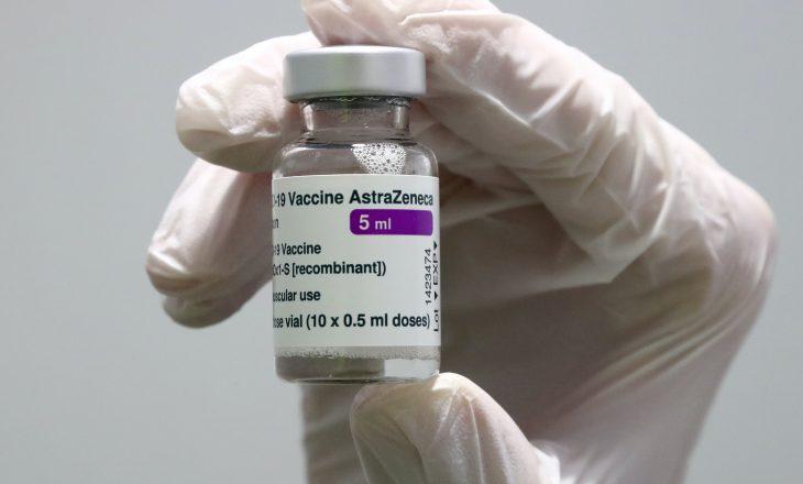 Arrijnë sot në Kosovë mbi 38 mijë doza të vaksinës AstraZeneca