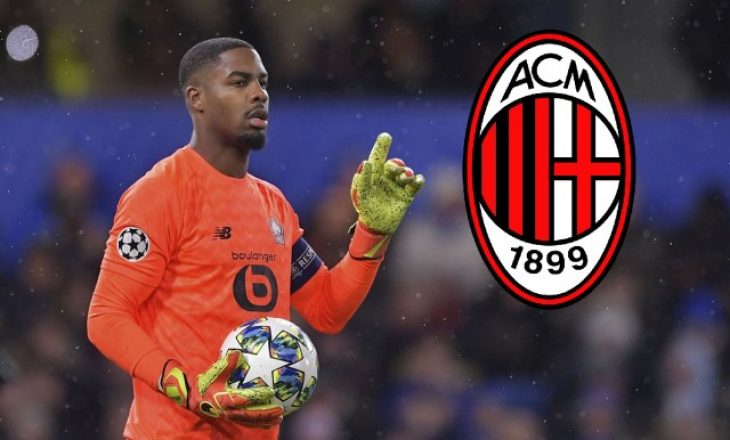 Milani mendon për zëvendësuesin e Donnarummës, gati oferta për gardianin e Lille