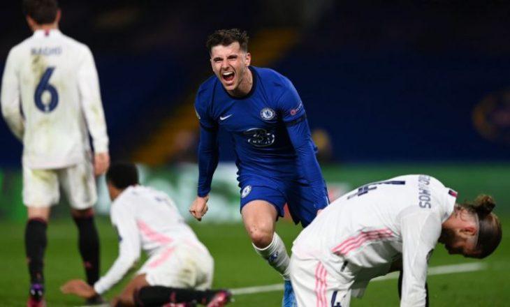 Chelseat i mjafton një gol për të eliminuar Realin, Tuchel prek finalen e dytë radhazi në Champions League
