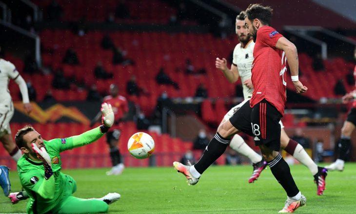 Formacionet e mundshme të sfidës kthyese në Europa League mes Romës dhe United