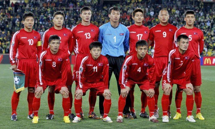 Koreja e Veriut tërhiqet nga kualifikueset e Botërorit dhe nga Kupa e Azisë