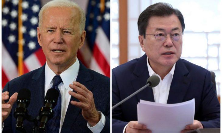 Biden do të takohet me presidentin e Koresë së Jugut më 21 maj