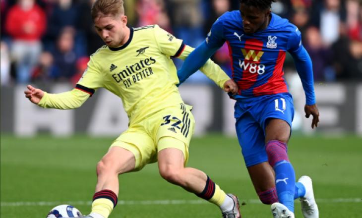 Arsenal fiton si mysafir i Crystal Palace, ekipi i Artetës shpreson për Europa League