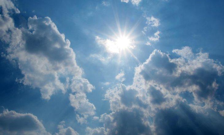 Temperatura të larta edhe sot në Kosovë