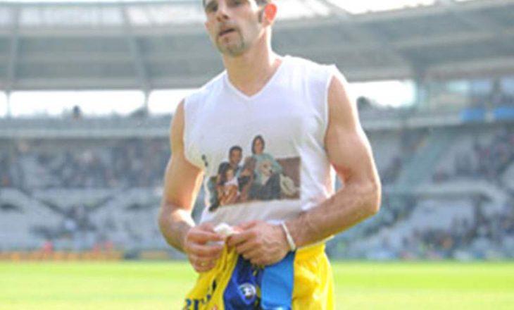 Sergio Pellissier përfundon karrierën futbollistike pas 20 vitesh te Chievo