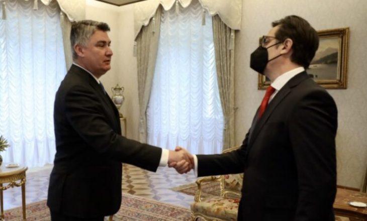 Sllovenia dhe Kroacia mbështesin integrimin e Maqedonisë së Veriut
