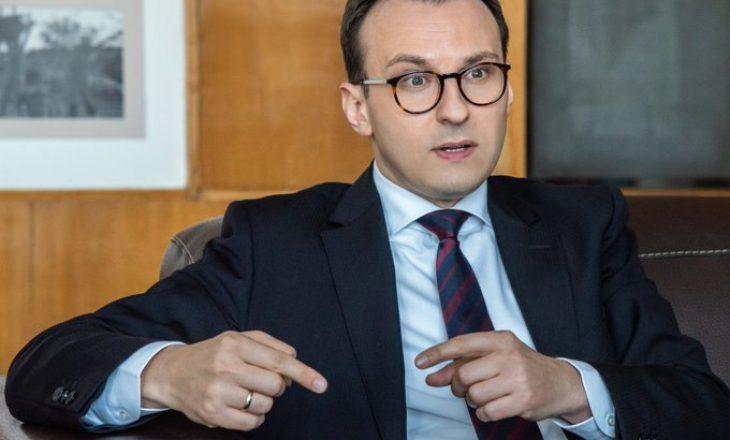 Petkoviq: Kurrë s'do të heqim dorë nga formimi i Asociacionit