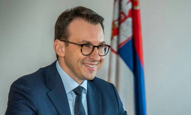 Petkoviq sërish viziton Kosovën