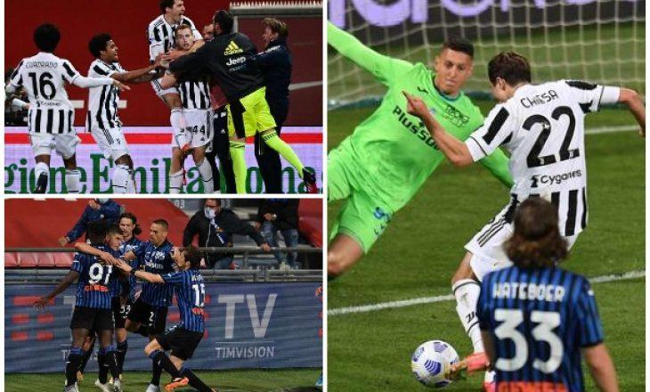 Kupa e Italisë i takon Juventusit, torinezët mposhtin Atalantën në finale